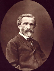 Giuseppe Verdi labelled for reuse