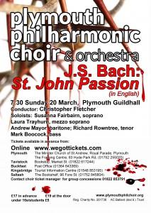 Bach St John poster A4 final